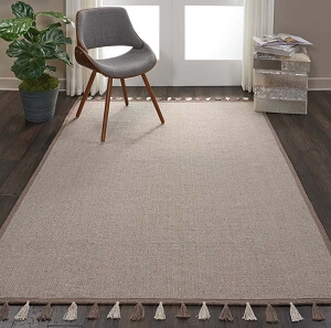 Nourison Otto DS600 Taupe Rug