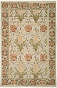 Nourison Nourmak S144 Light Green Rug