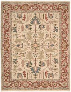 Nourison Nourmak S147 Light Gold Rug