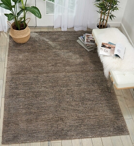 Nourison Weston WES01 Charcoal Rug