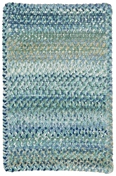 Light Blue Ocracoke Rug by Capel