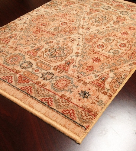 Old World Classics Kashkai 0406/0001a Topaz Carpet Stair Runner