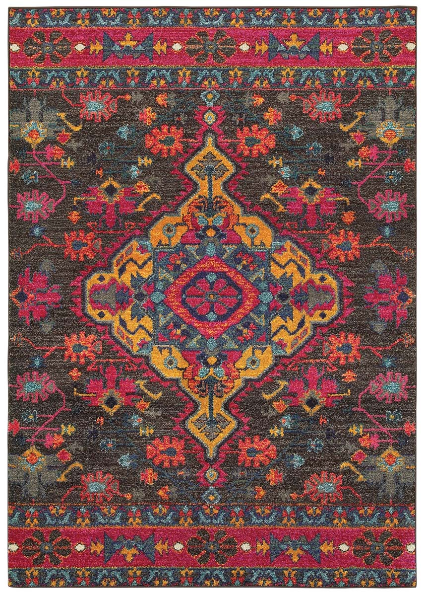 Oriental Weavers Bohemian 8222d Rug