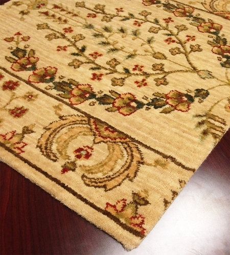 Persian Dream PD02 Beige Carpet Hallway and Stair Runner - 30
