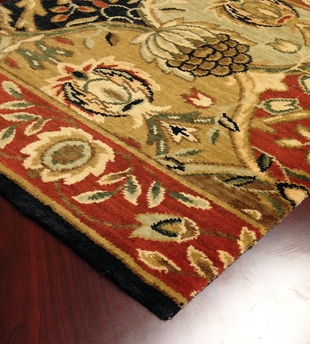 Persian Dream PD04 Multi Carpet Stair Runner