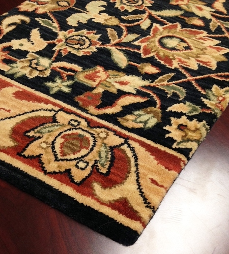 Persian Dream PD05 Midnight Carpet Hallway and Stair Runner - 30