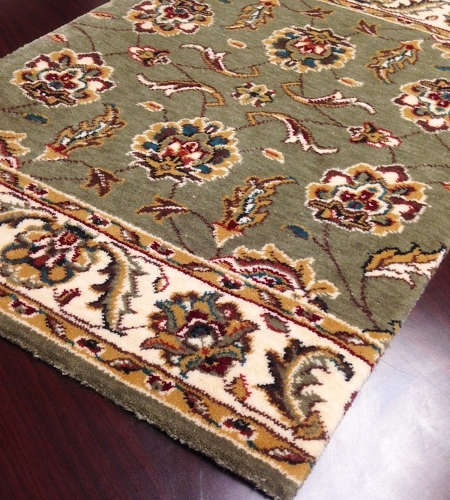 Palace Garden PG-10 Sage Carpet Stair Runner