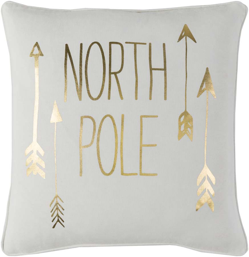Artistic Weavers Holiday North Pole Pillows