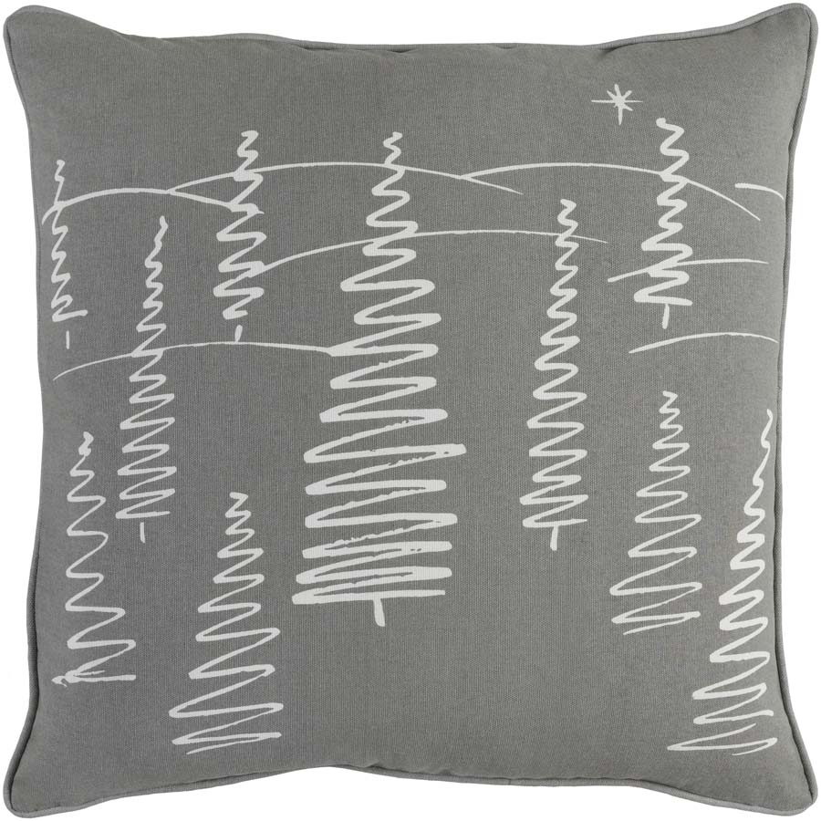 Artistic Weavers Holiday Evergreen Pillows