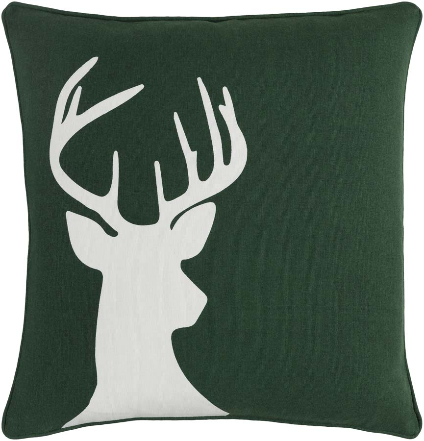 Artistic Weavers Holiday Deer Pillows