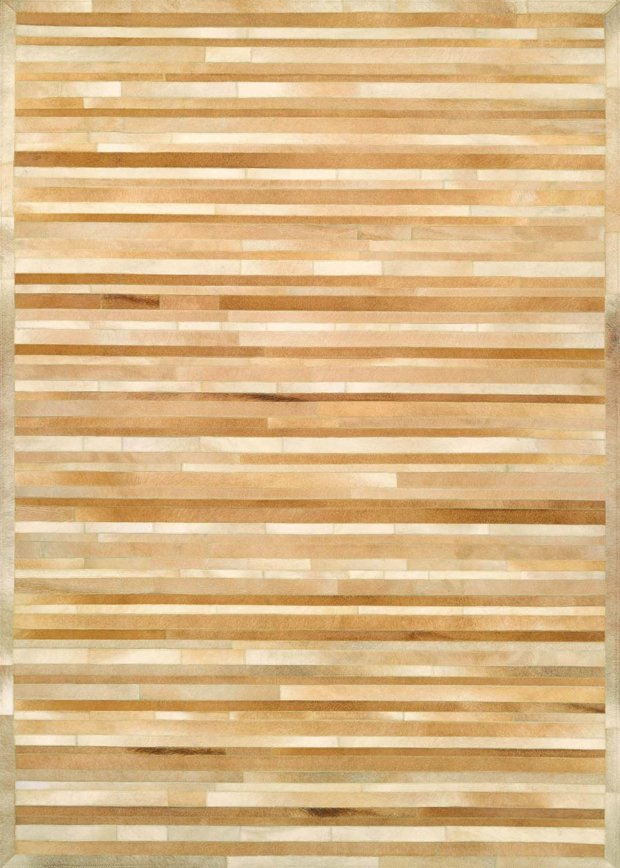 Couristan Chalet 0027/0505 Plank Beige/Brown Rug