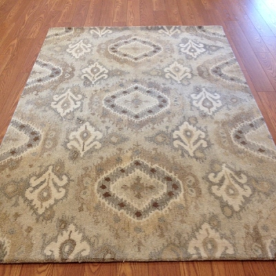Payless Rugs Clearance Annabelle Ikat Area Rug 5 Ft X 8