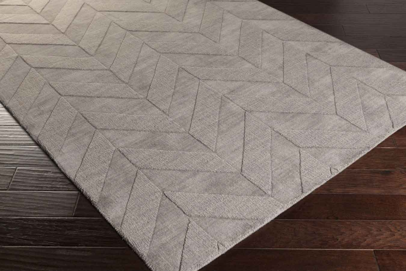 Artistic Weavers Central Park Carrie AWHP4025 Grey Area Rug