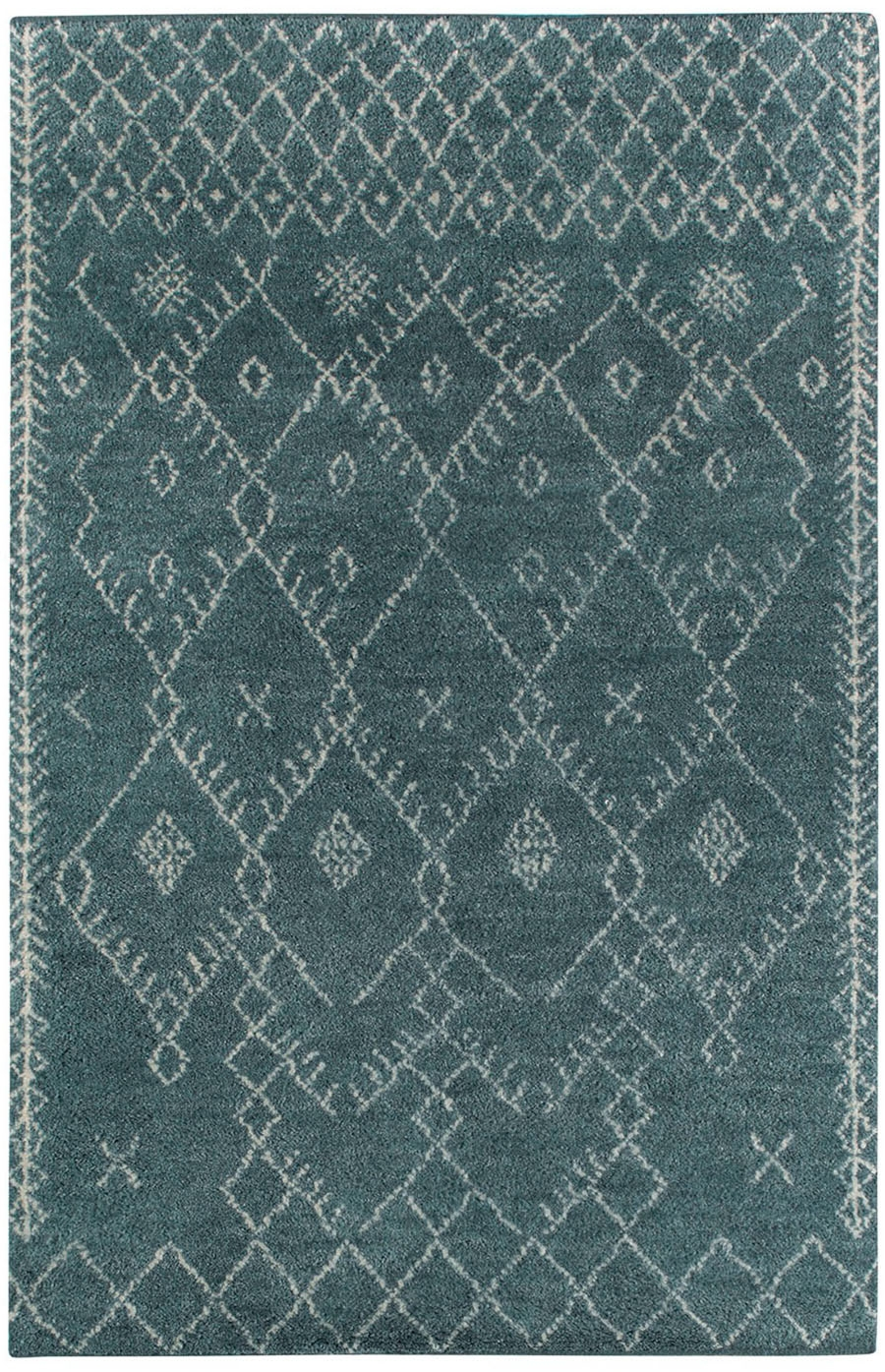 Capel Fortress Diamond 1924 444 Spa Rug