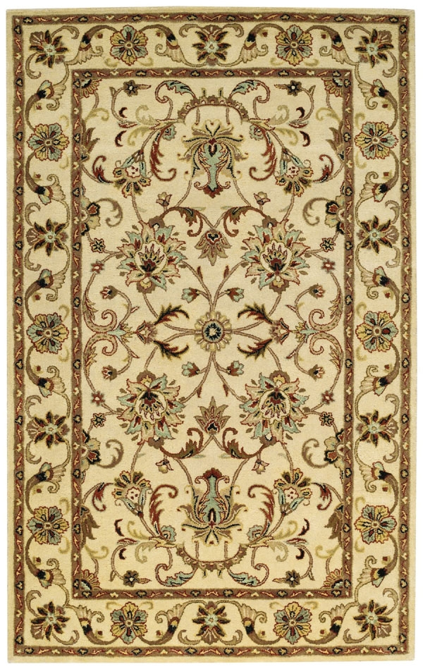 Ivory Guilded Rug by Capel