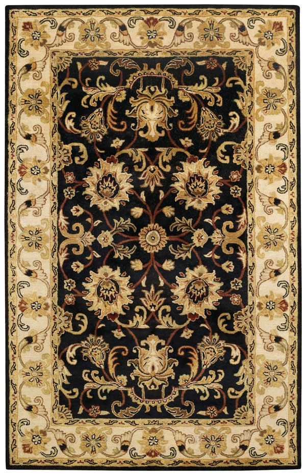 Onyx Guilded Rug by Capel