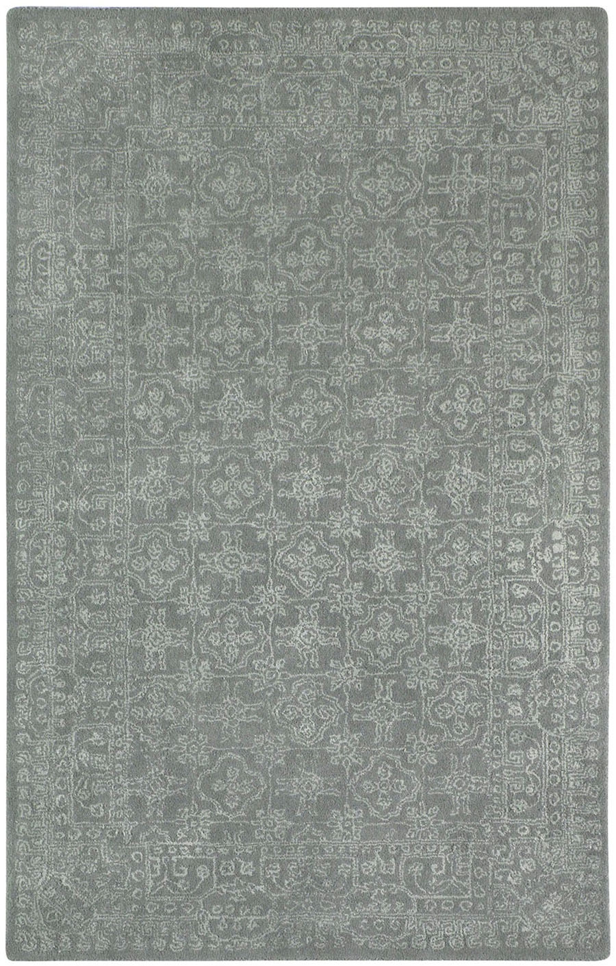 Capel Interlace 9243 300 Smoky Rug