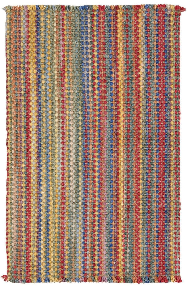 Bright Multi Nags Head Rug by Capel