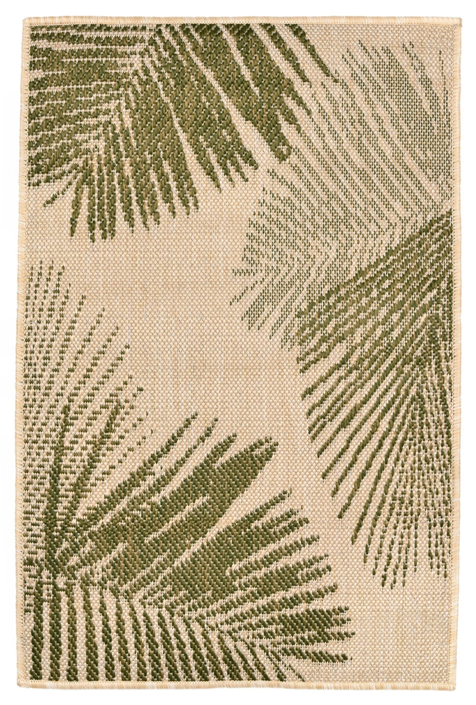 Transocean Terrace 1792/66 Palm Green Rug