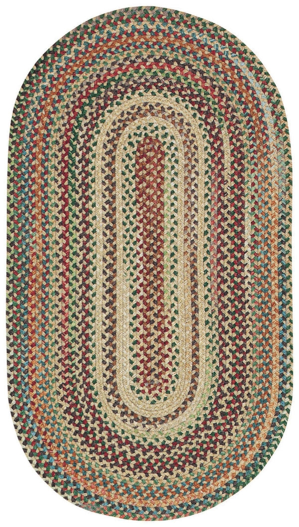 Amber Sherwood Forest Rug by Capel