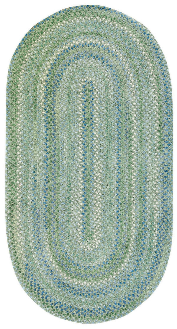 Green Waterway Rug by Capel