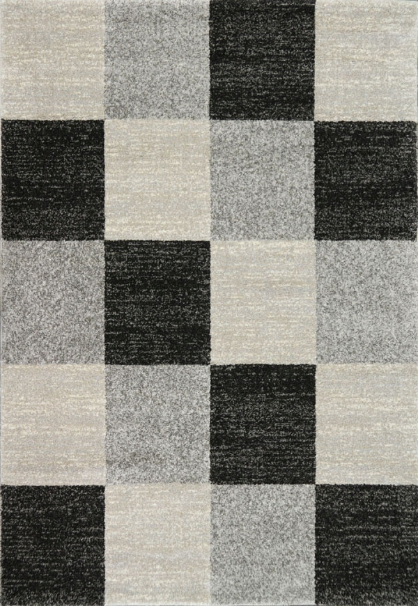 Blocks 1511.61 Grey Rug By Mystique