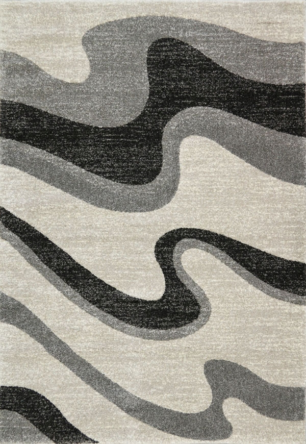 Four Rivers 1513.14 Cream Rug By Mystique