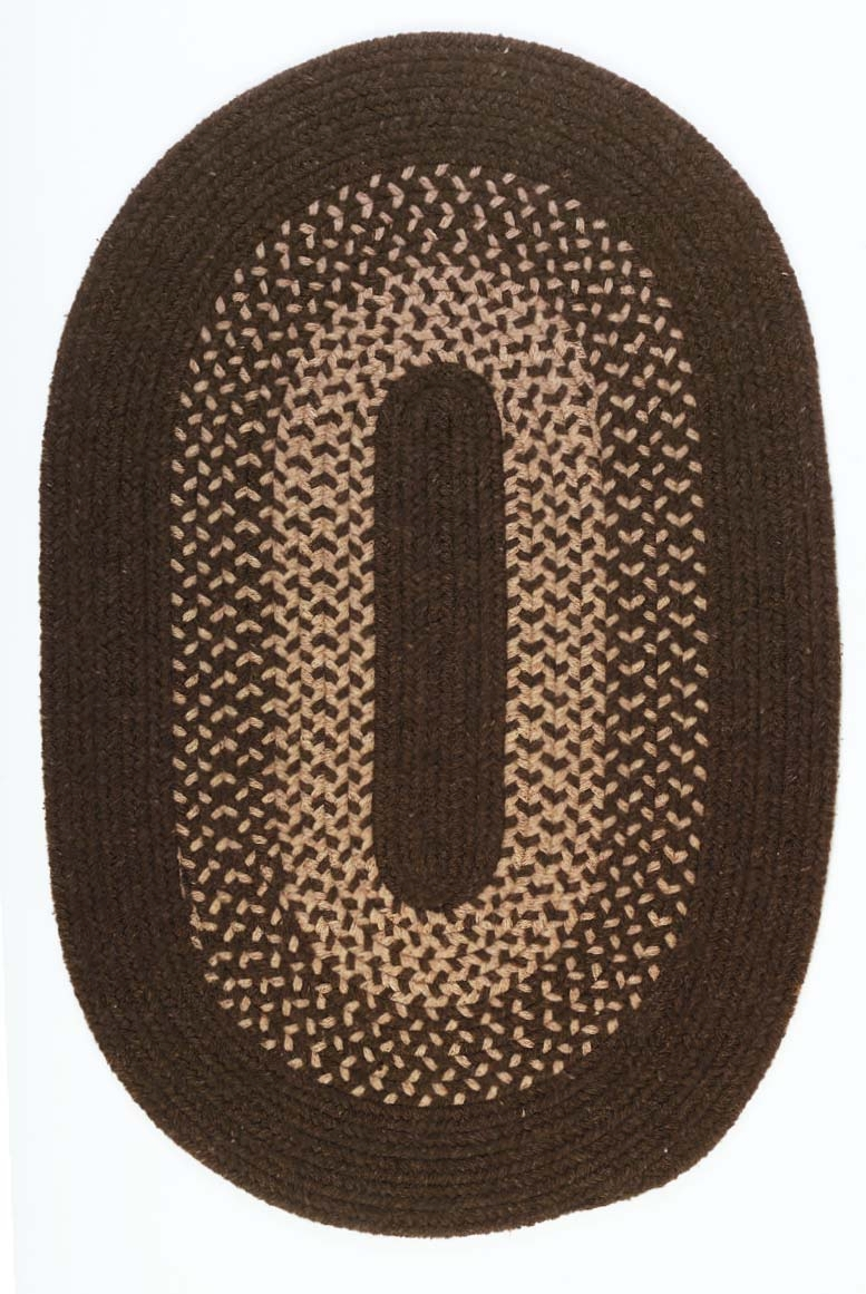 Madison Collection by Colonial Mills: MD-84 Roasted Brown Madison Rug by Colonial Mills