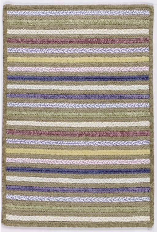 SE-80 Beach Front Seascape Rug by Colonial Mills