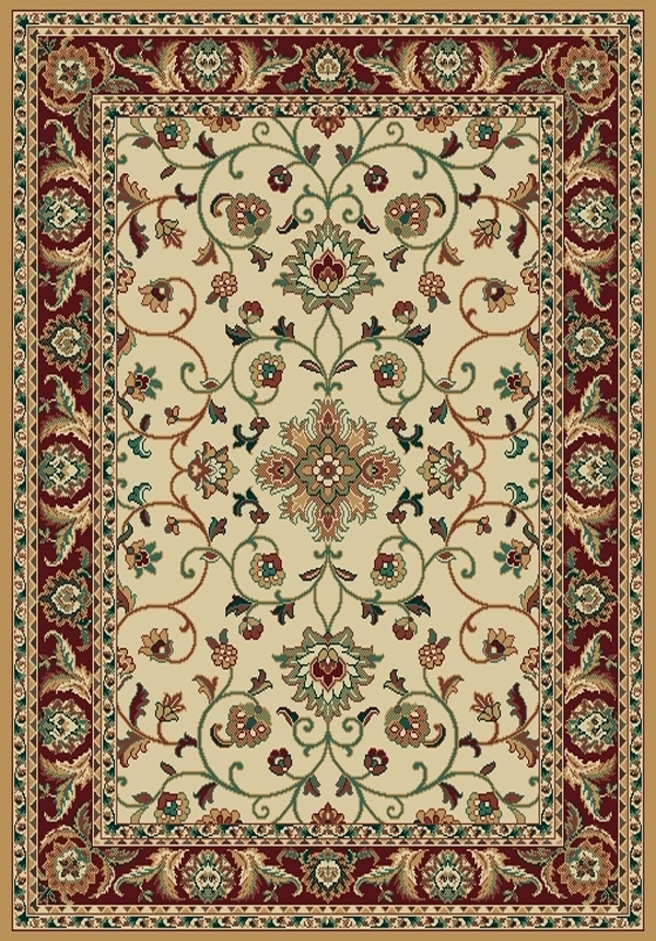 Columbia Cream 040 37597 Manhattan Rug by United Weavers