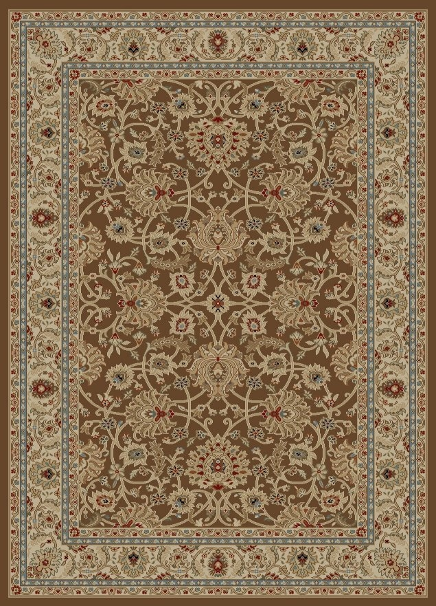 Concord Ankara 6558 Mahal Brown Area Rug
