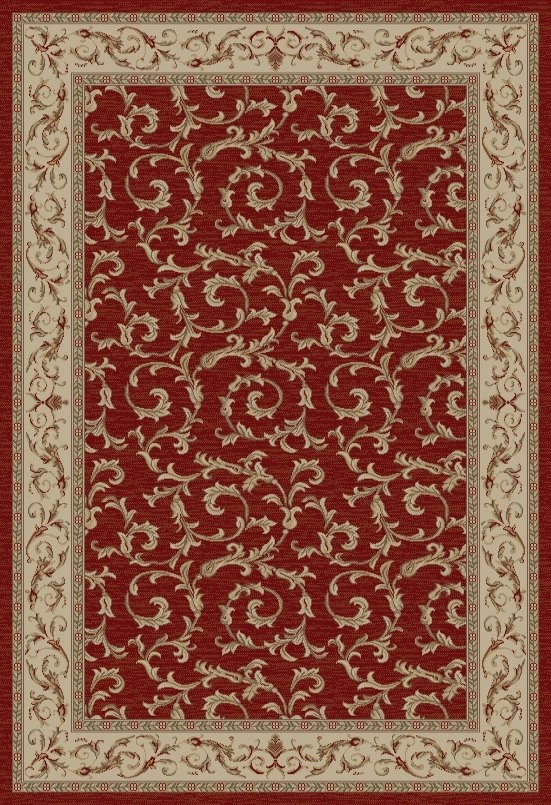 Concord Jewel 4390 Veronica Red Area Rug