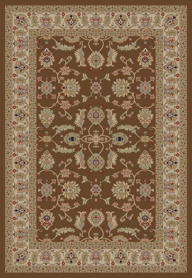 Concord Jewel 4448 Antep Brown Area Rug