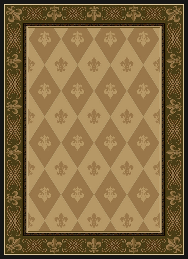 Cosette 050 35945 China Garden Rug by United Weavers