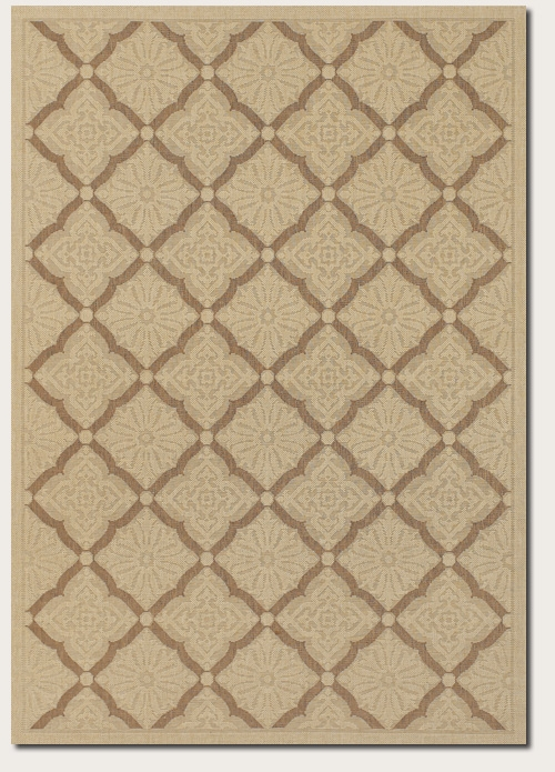 Sorrento 3077/0019 Five Seasons Outdoor Rug by Couristan