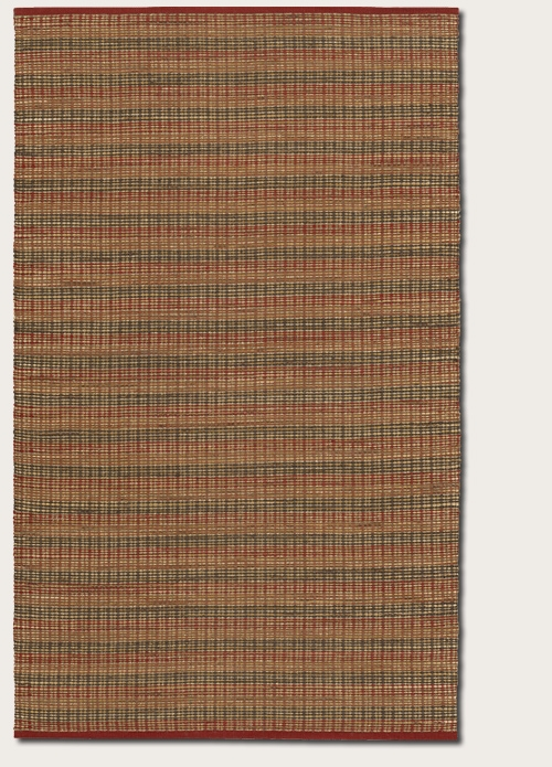 Nature's Elements Collection by Couristan: Fire Crimson 7187/0001 Nature's Elements Rug by Couristan