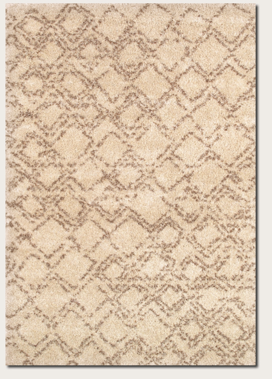 Couristan Bromley Pinnacle 4315 0102 Ivory Camel Rug