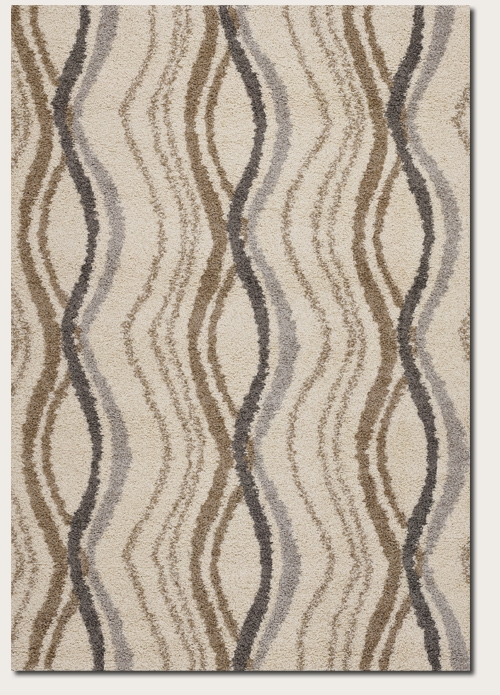 Pulsation Cream 6992/0005 Moonwalk Rug by Couristan