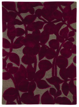 Rich Red 1904 300 Allure Rug By Dynamic