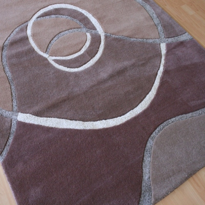 Tan 1905 700 Allure Rug By Dynamic