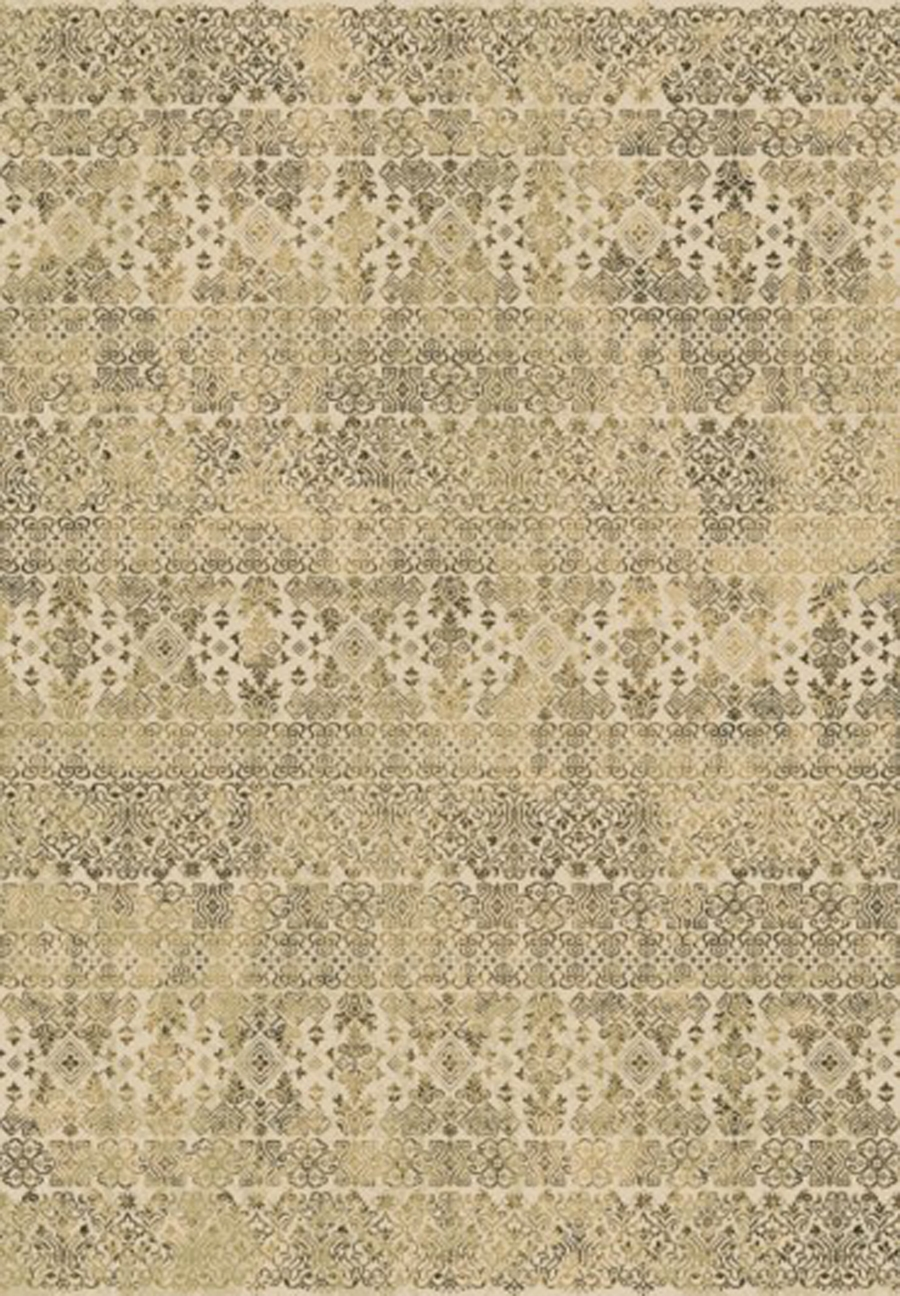 Dynamic Ancient Garden 57034 6727 Beige Area Rug