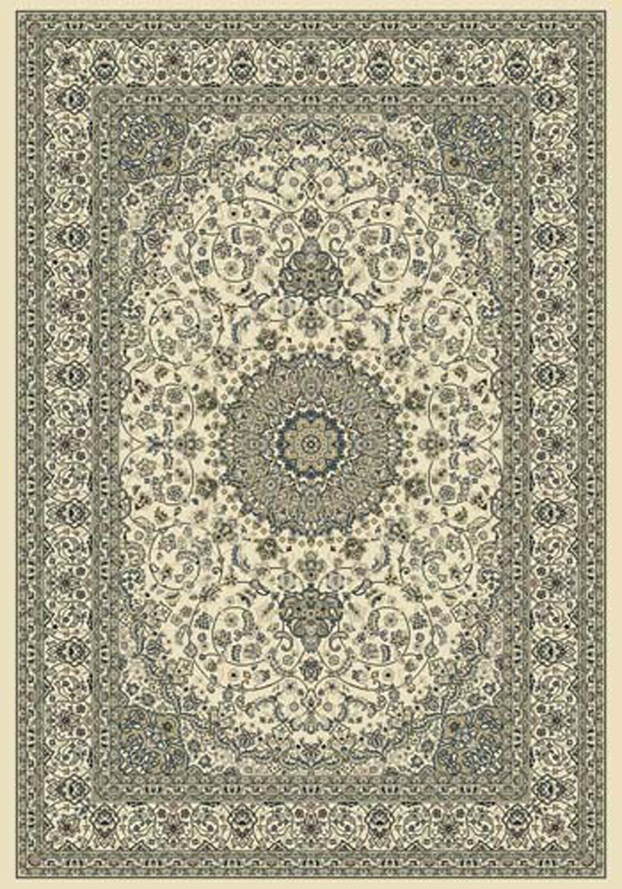 Dynamic Ancient Garden 57119 6464 Ivory Ivory Area Rug