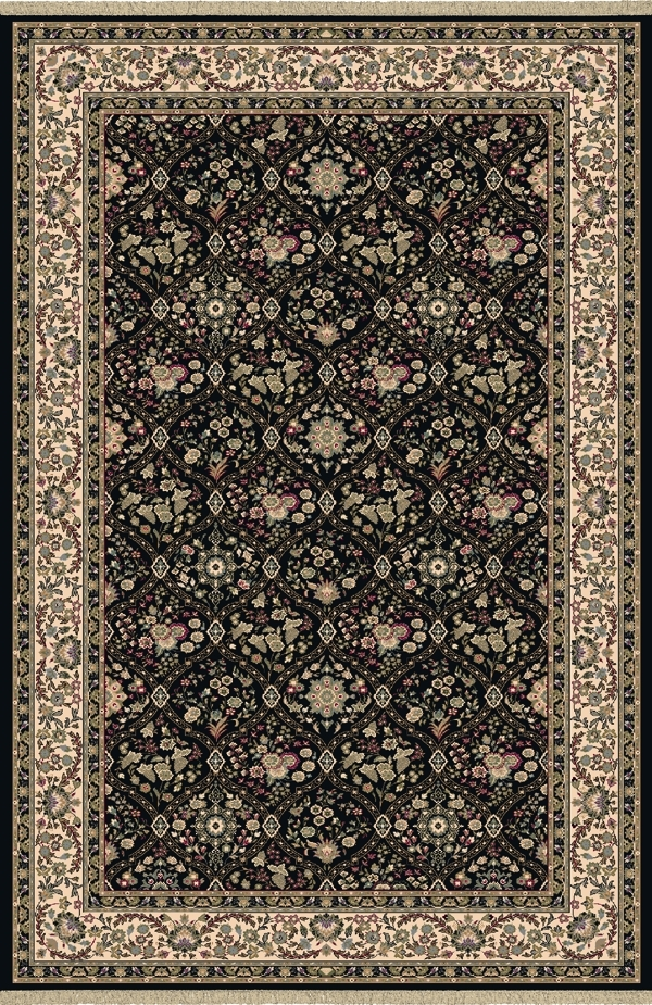 Black 7211 090 Brilliant Rug By Dynamic