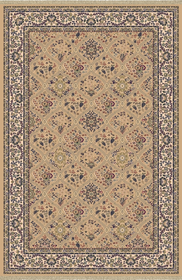 Linen 7211 820 Brilliant Rug By Dynamic