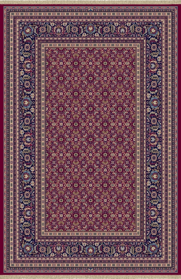 Red 72240 330 Brilliant Rug By Dynamic