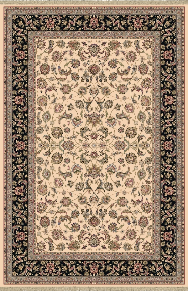 Ivory 72284 191 Brilliant Rug By Dynamic