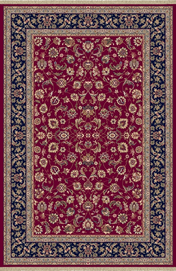 Red 72284 331 Brilliant Rug By Dynamic