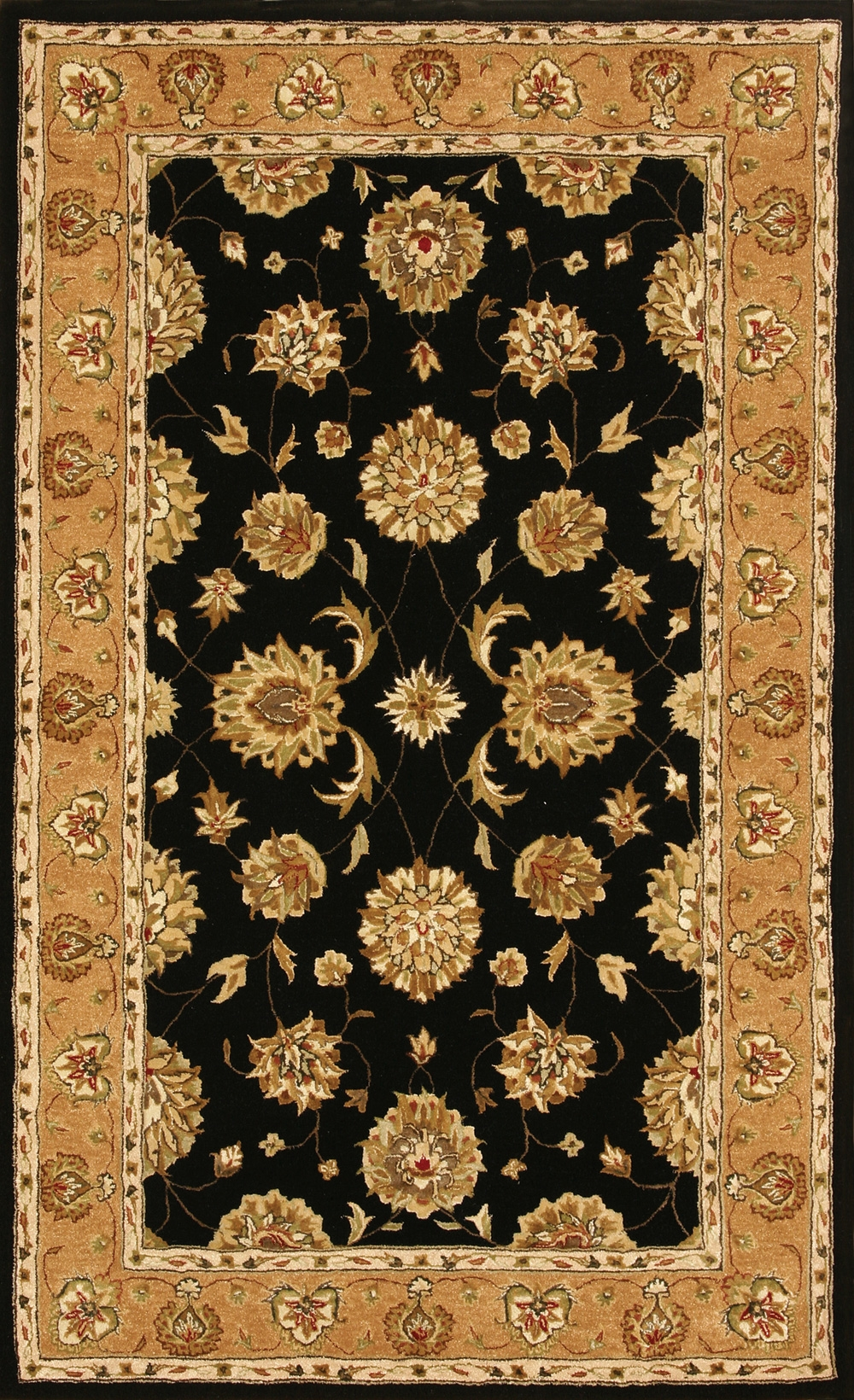 Black Camel 70230 092 Jewel Rug By Dynamic