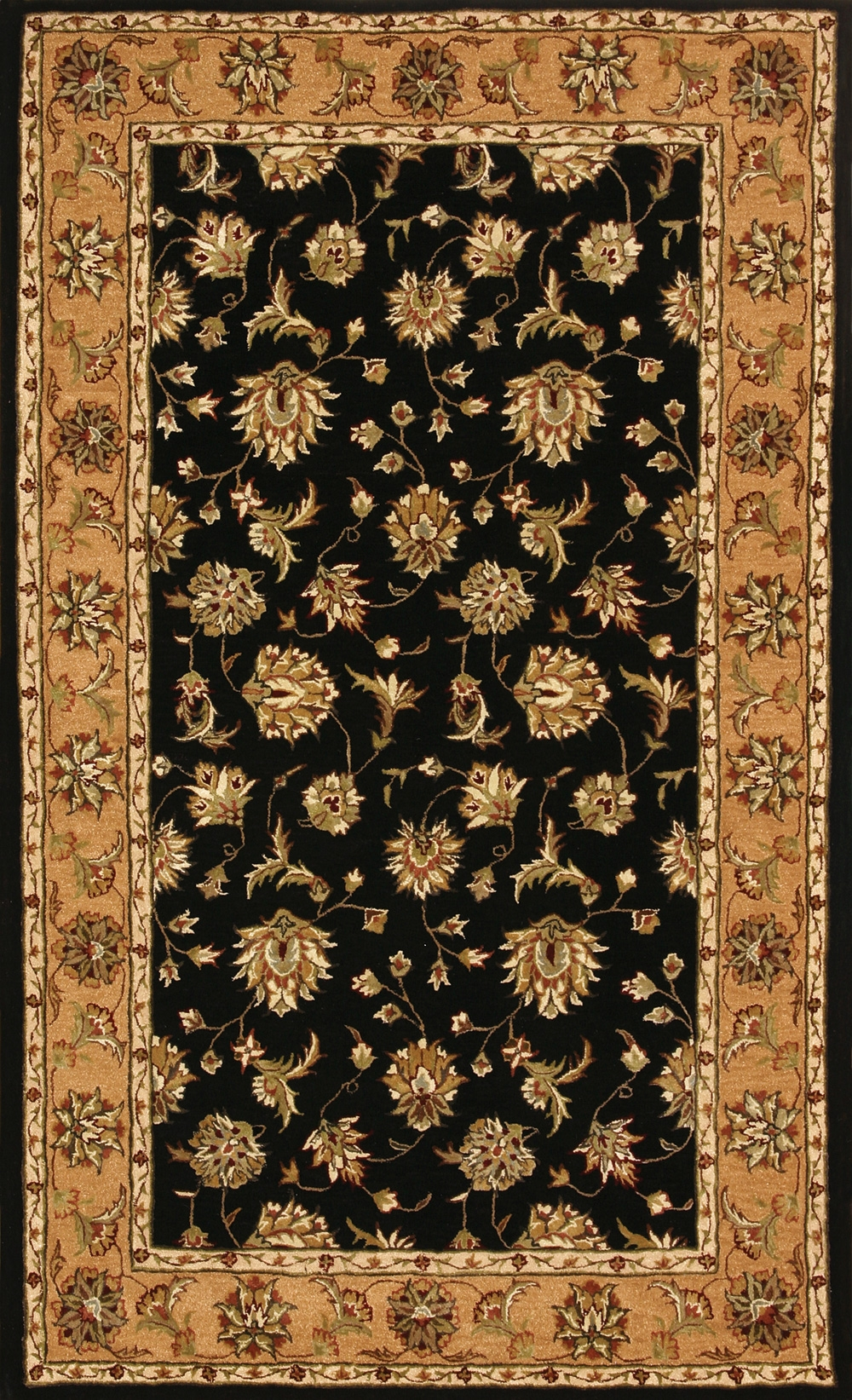Black Camel 70231 092 Jewel Rug By Dynamic