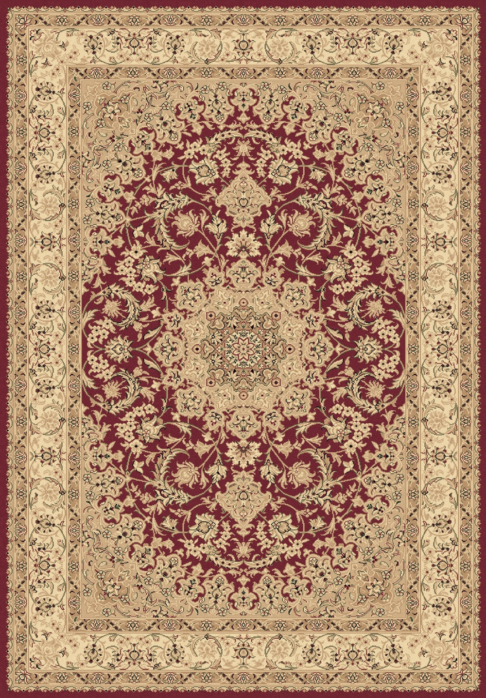 Red 58000 300 Legacy Rug By Dynamic